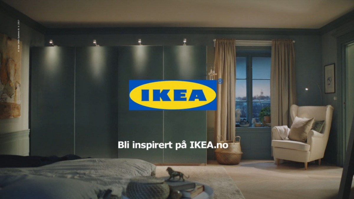 Sketches Ikea Norway PAX