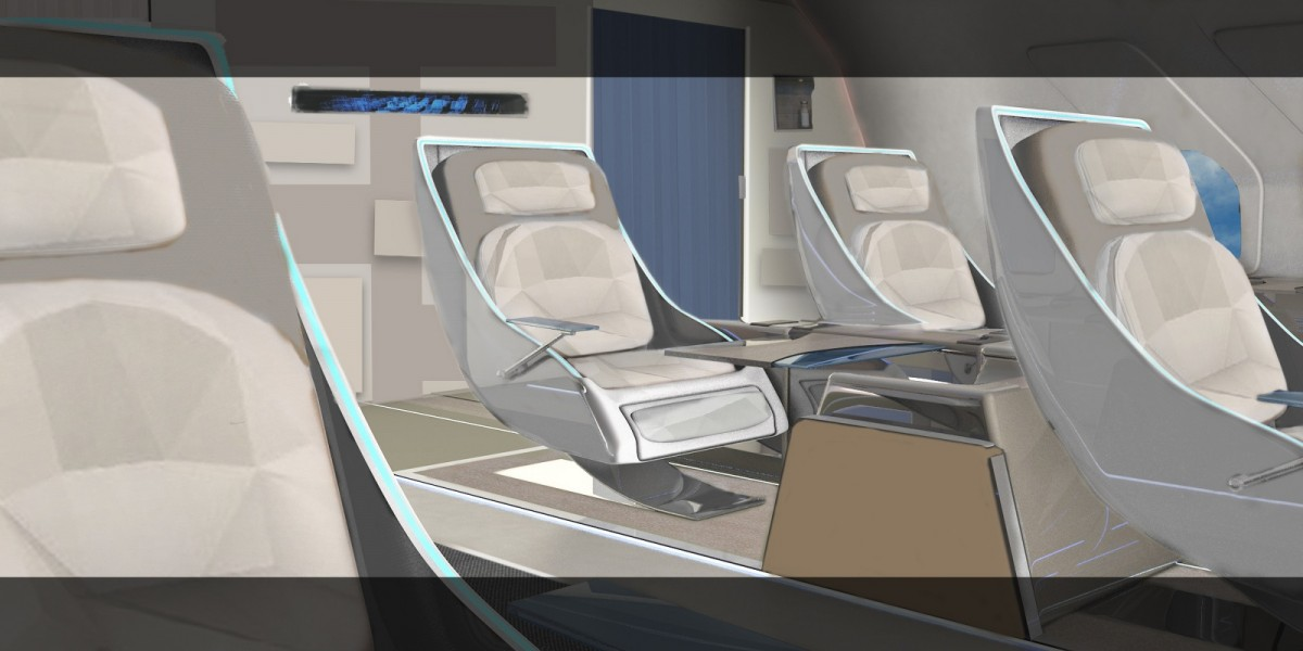 Sketches Saudia Airlines